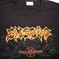 """TShirt or Longsleeve - Exodus Tourshirt 2004 """"Tempo Of The Damned"""""""