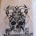 "TShirt or Longsleeve - Bolt Thrower ""Realm Of Chaos"" White T-Shirt, Reprint"