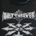 "TShirt or Longsleeve - BOLT THROWER ""Realm Of Chaos"" Album T-Shirt"