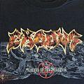"TShirt or Longsleeve - Exodus Tourshirt 2003 ""Tempo Of The Damned"" + Pics of  2004 Tourshirt - nearly same frontprint"