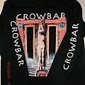 """CROWBAR """"Crowbar"""" Reprint 2015 Longsleeve"""
