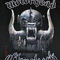 """Motörhead """"Aftershock"""" 1 sided"""