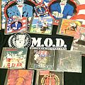 M.O.D. - Tape / Vinyl / CD / Recording etc - M.O.D. Collection - Thrashing Entertainment