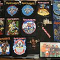 Iron Maiden Patches, Pins, Key Chain, Pendant