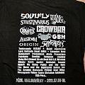 "Rockmarathon Festival ""2012"" Shirt, Crowbar, Suffocation"