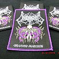 """UNLEASHED """"Unleashed Aggression"""" 2013 Patch"""