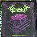 """Gorguts """"Considered Dead"""" 1993 Patch"""
