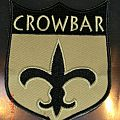 "CROWBAR ""Shield"" woven Patch  Official 2012"