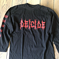 "Deicide ""When Satan Lives Tour 1999"""
