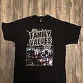 2001 Family Values Tour  TShirt or Longsleeve