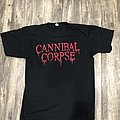 """Cannibal Corpse """"US Torture Tour 2012"""" TShirt or Longsleeve"""