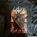 Slayer - North American Farewell Tour 2018 Devil with Sword Dripping Blood