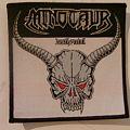 Minotaur - Death Metal woven Patch (Lim 50)