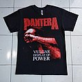 Pantera - TShirt or Longsleeve - Vulgar Display Of Power