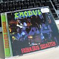 Exodus - Other Collectable - Exodus - Fabulous Disaster