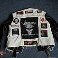 Slayer - Battle Jacket - Denim and Leather