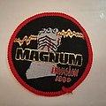 Magnum vintage patch