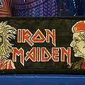 Iron Maiden - Patch - Iron Maiden | Women In Uniform | Vtg patch
