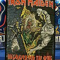 Iron Maiden - Patch - Iron Maiden - No Prayer for the Dying vtg patch