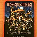 Iron Maiden - Patch - Iron Maiden - Nights of the Death México patch