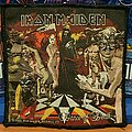 Iron Maiden - Patch - Iron Maiden - Dance of Death patch
