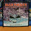 Iron Maiden - Patch - Iron Maiden | Brave New World | Vtg patch