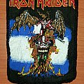 Iron Maiden - Patch - Iron Maiden - The Evil That Men Do printed vtg patch