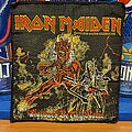 Iron Maiden - Patch - Iron Maiden | Hallowed By Thy Name | Vtg patch