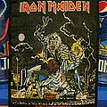 Iron Maiden - Patch - Iron Maiden - No Prayer on the Road tour vtg patch