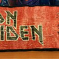 Iron Maiden - Patch - Iron Maiden | Eddie Big strip | Vtg Patch