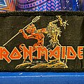 Iron Maiden - Patch - Iron Maiden | Run To The Hills | Vtg Patch