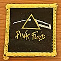 Pink Floyd - Patch - Pink Floyd - Dark Side of the Moon vtg patch