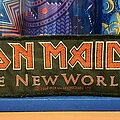 Iron Maiden - Patch - Iron Maiden - Brave New World strip patch