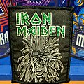 Iron Maiden - Patch - Iron Maiden | Eddie | Vtg Patch