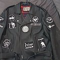 Crasher Crust/D-beat/Noisecore/Crust Leather Jacket