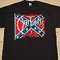 Obituary - Confederate flag shirt
