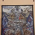 Sepultura Machine Messiah patch