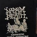 Napalm Death Campaign for Musical Destruction shirt