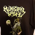 Municipal Waste Speed of the Wizard tour shirt