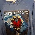 Life of Agony River Runs Red sweatshirt