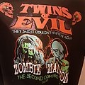 Marilyn Manson and Rob Zombie Twins of Evil Second Coming tour shirt