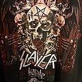 Slayer final tour 2018 shirt
