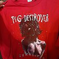 Pig Destroyer Terrifyer shirt