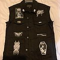 I'm In A Coffin - Battle Jacket - DSBM vest