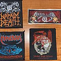Napalm Death - Patch - Patches