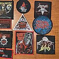 Sodom - Patch - The patches