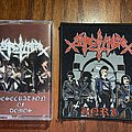 Sarcofago - Patch - Sarcofago patch and cassette