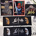 Sodom - Patch - Sodom patches
