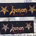 Venom - Patch - Venom welcome to hell strip