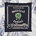 Motorhead tour patch